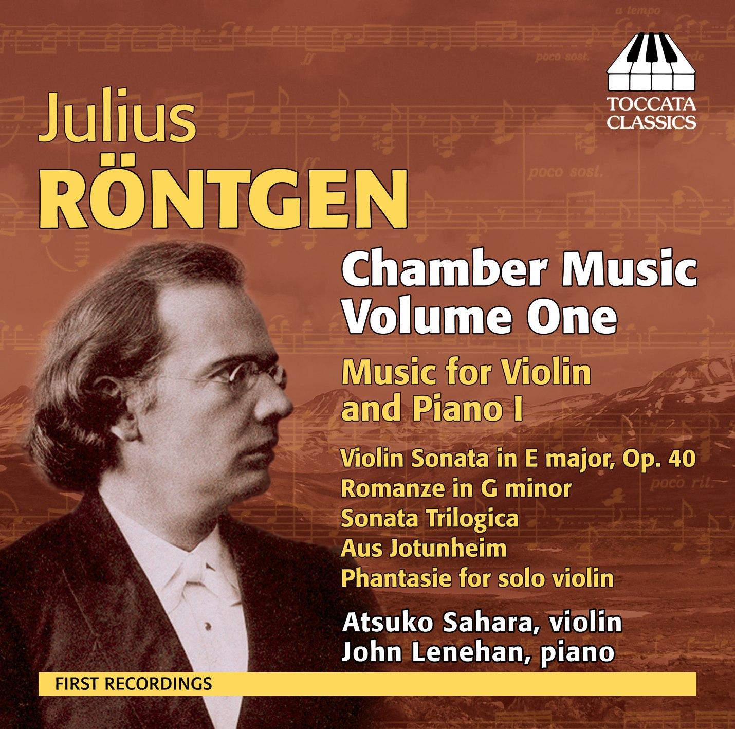 Julius Röntgen: Chamber Music