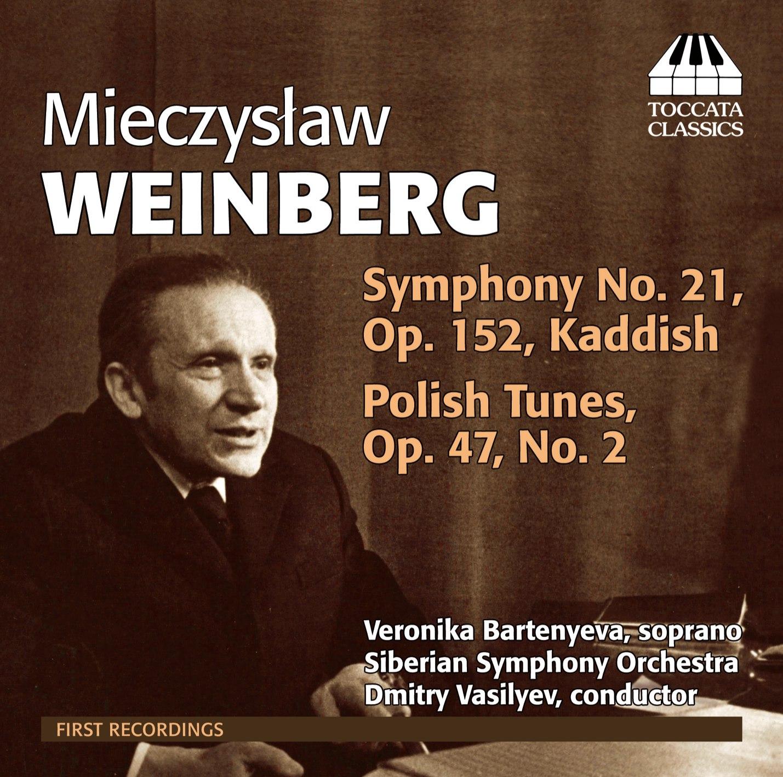 Mieczysław Weinberg: Music for Orchestra