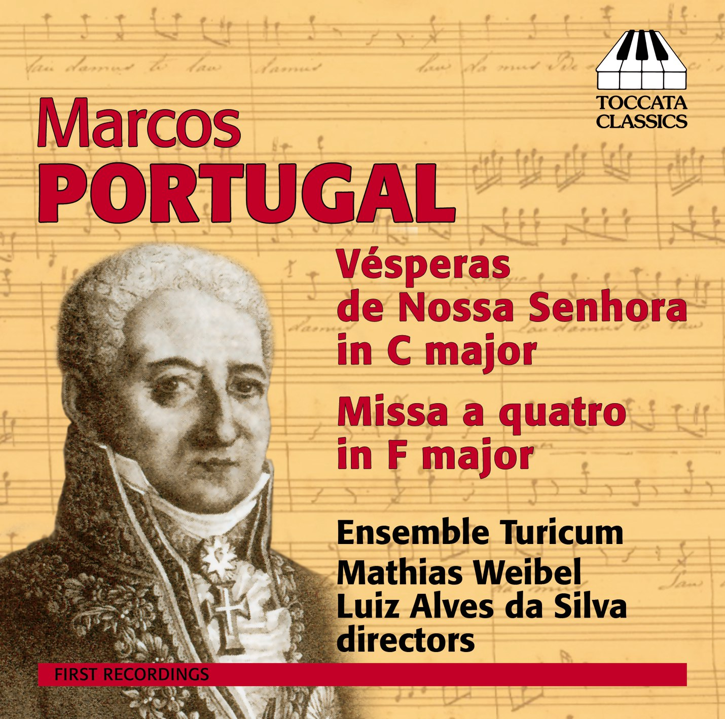 Marcos António Portugal: Choral Music