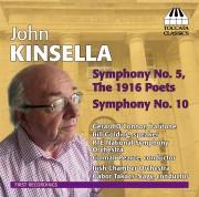 John Kinsella: Symphonies