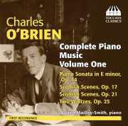 Charles O'Brien: Complete Piano Music