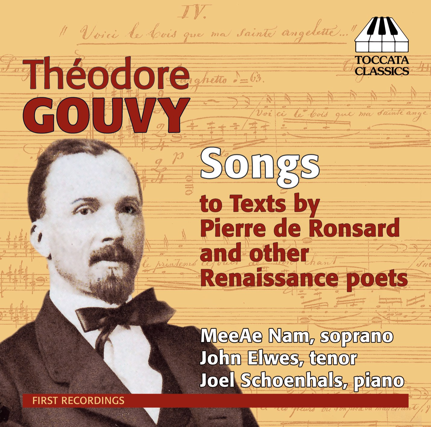 Théodore Gouvy: Songs to Texts by Renaissance Poets