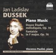 Jan Ladislav Dussek: Piano Music