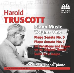 Harold Truscott: Piano Music