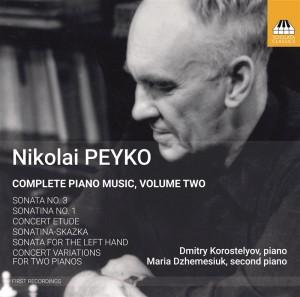 Nikolai Peyko: Complete Piano Music