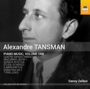 Alexandre Tansman: Piano Music