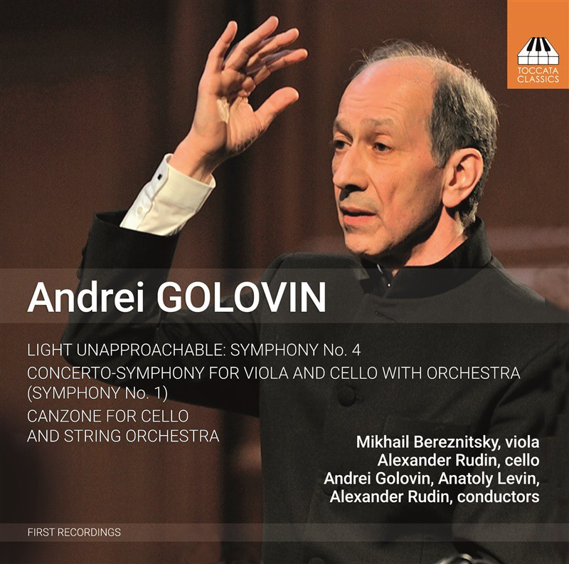 Andrei Golovin: Orchestral Music