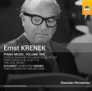 Ernst Krenek: Piano Music, Volume One