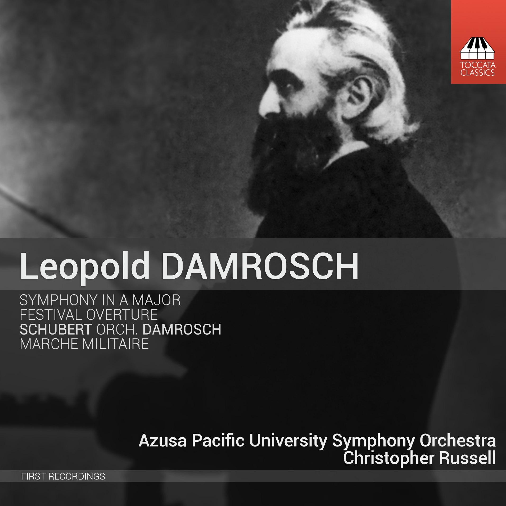Leopold Damrosch: Orchestral Music