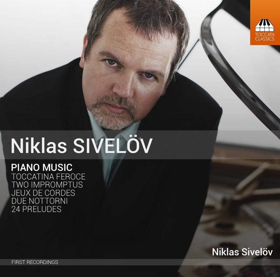 Niklas Sivelöv: Piano Music