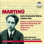 Martinu - Early Orchestral Works Volume One