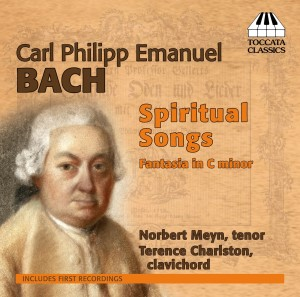 Norbert Meyn Podcast about CPE Bach Spiritual Songs