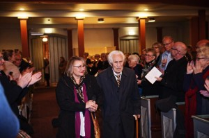 Celebrating Leif Solberg's 100th birthday