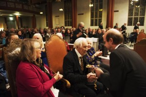 Celebrating Leif Solberg's 100th birthday