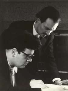 Ronald Stevenson and John Ogdon
