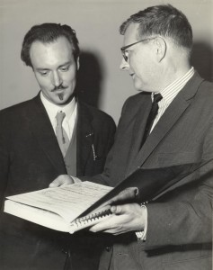 Ronald Stevenson and Dmitry Shostakovich