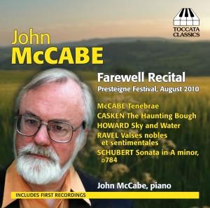 John McCabe: Farewell Recital