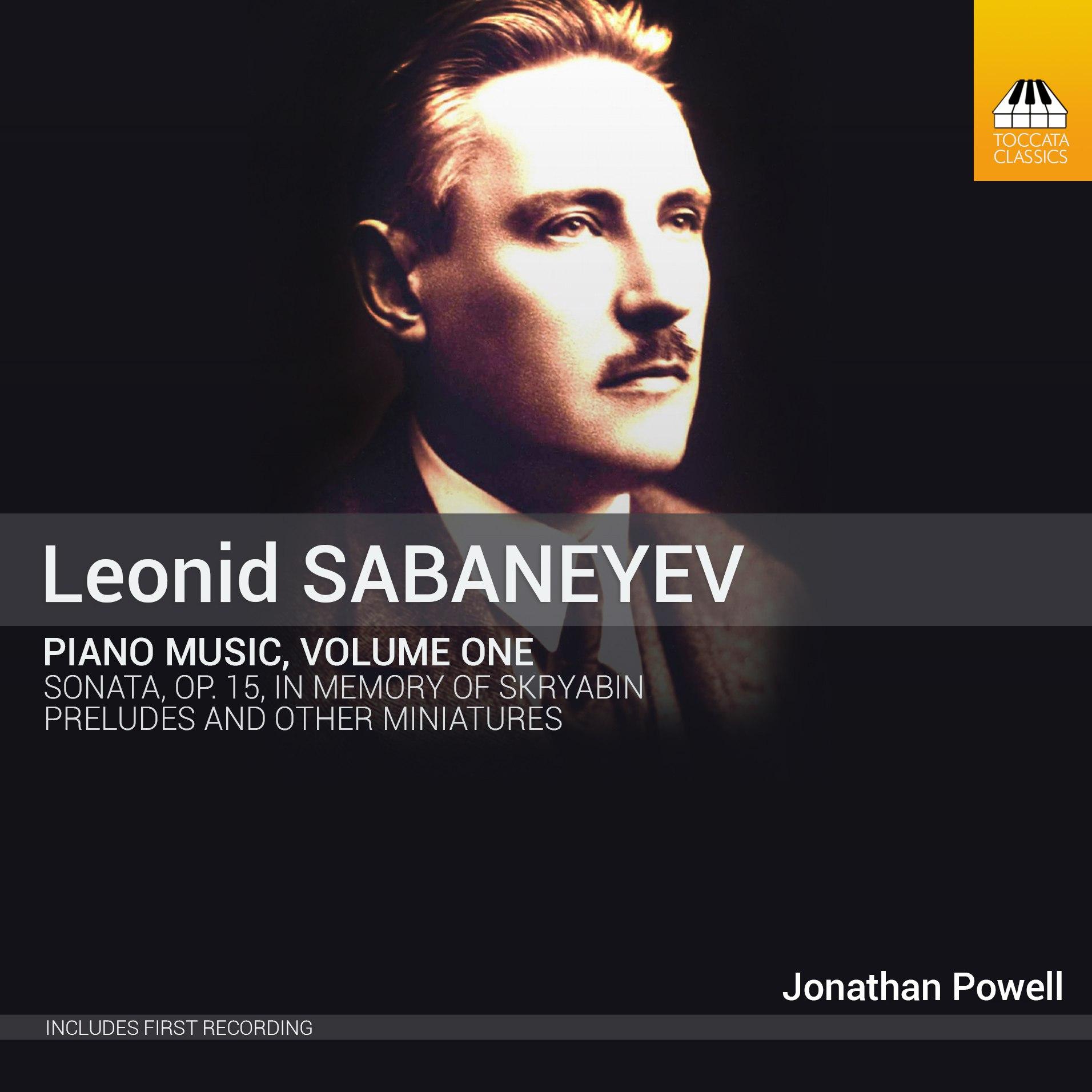 Leonid Sabaneyev: Piano Music