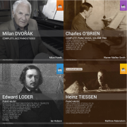 November 2015 Toccata Classics CDs