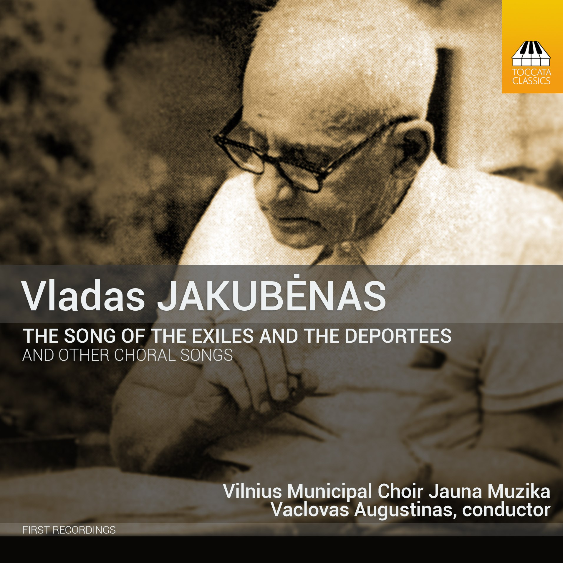 Vladas Jakubėnas: The Song of the Exiles and The Deportees