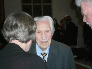 Leif Solberg After Concert
