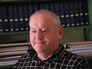 Composer Steven Elcock