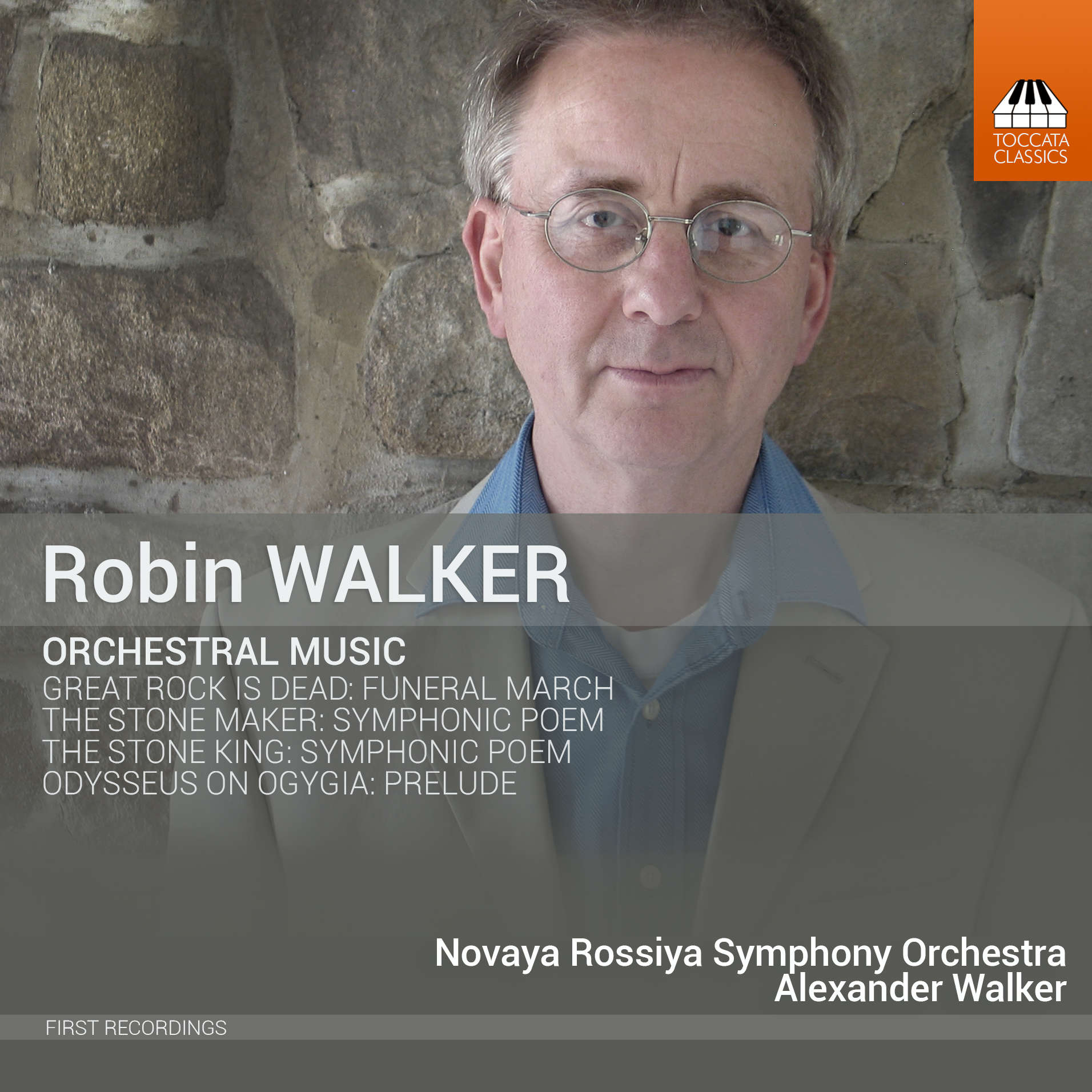 Robin Walker: Orchestral Music
