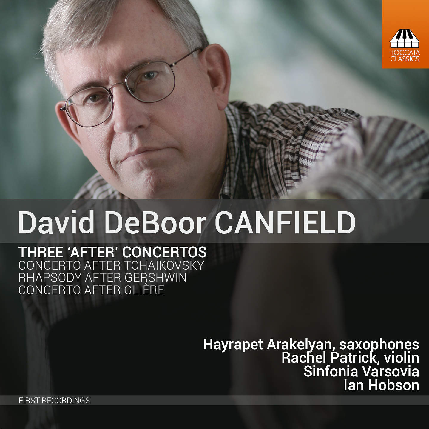 David DeBoor Canfield: Three 'After' Concertos