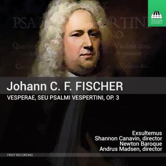 Johann Caspar Ferdinand Fischer: Vesperae, Op. 3