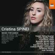 Cristina Spinei: Music for Dance