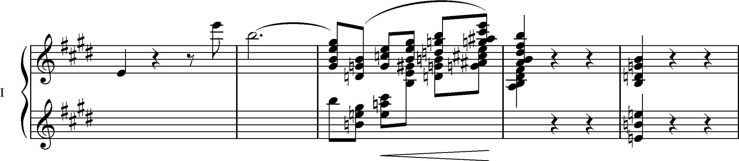 Score example 3