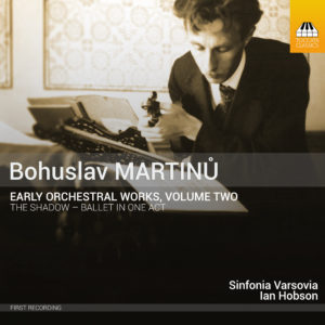 Bohuslav Martinů: Early Orchestral Works, Volume Two