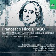 Francesco Nicola Fago: Cantatas and Ariettas for Solo Voice and Continuo