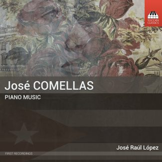 José Comellas: Piano Music