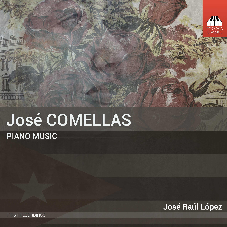 José Comellas: Piano Music