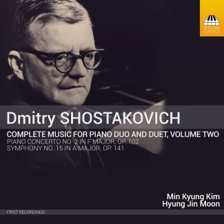 Dmitry Shostakovich: Complete Music for Piano Duo and Duet Volume Two
