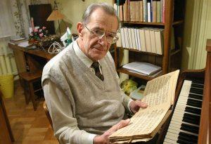 Professor Andrzej Nikodemowicz