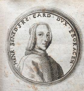 Henry Benedict Stuart