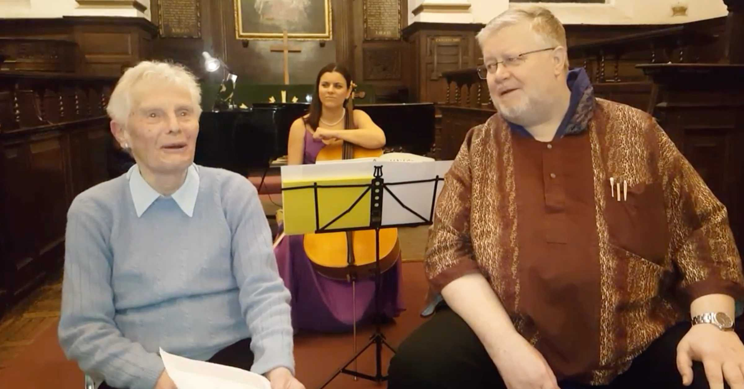 Algernon Ashton and Stephen Dodgson: A Brief Introduction to Two English Composers