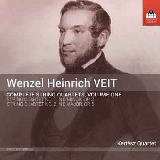 Wenzel Heinrich Veit: Complete String Quartets, Volume One