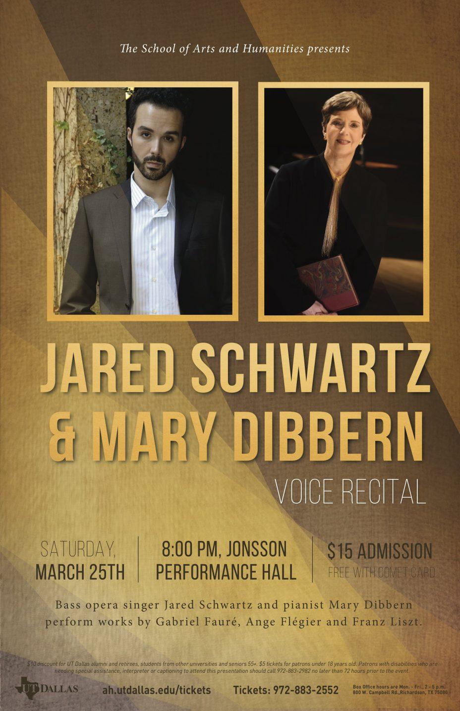 Dibbern Schwartz poster