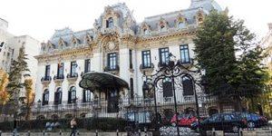 Palatul Cantacuzino in Bucharest