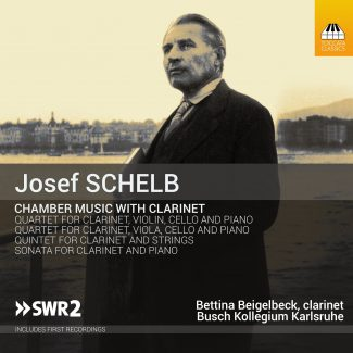 Josef Schelb: Chamber Music with Clarinet