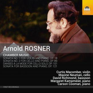 Arnold Rosner: Chamber Music
