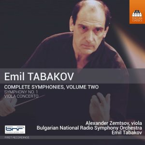 Emil Tabakov: Complete Symphonies, Volume Two