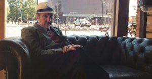 David Hackbridge Johnson in Liepāja