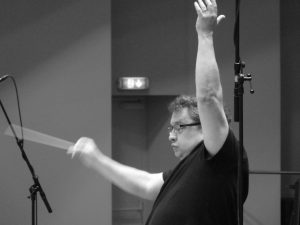 Paul Mann Conducting