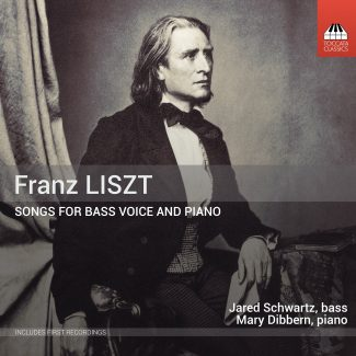Franz Liszt: Songs for Bass Voice and Piano