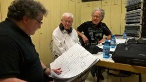 Rodney Newton, Paul Mann, Albert Moraleda