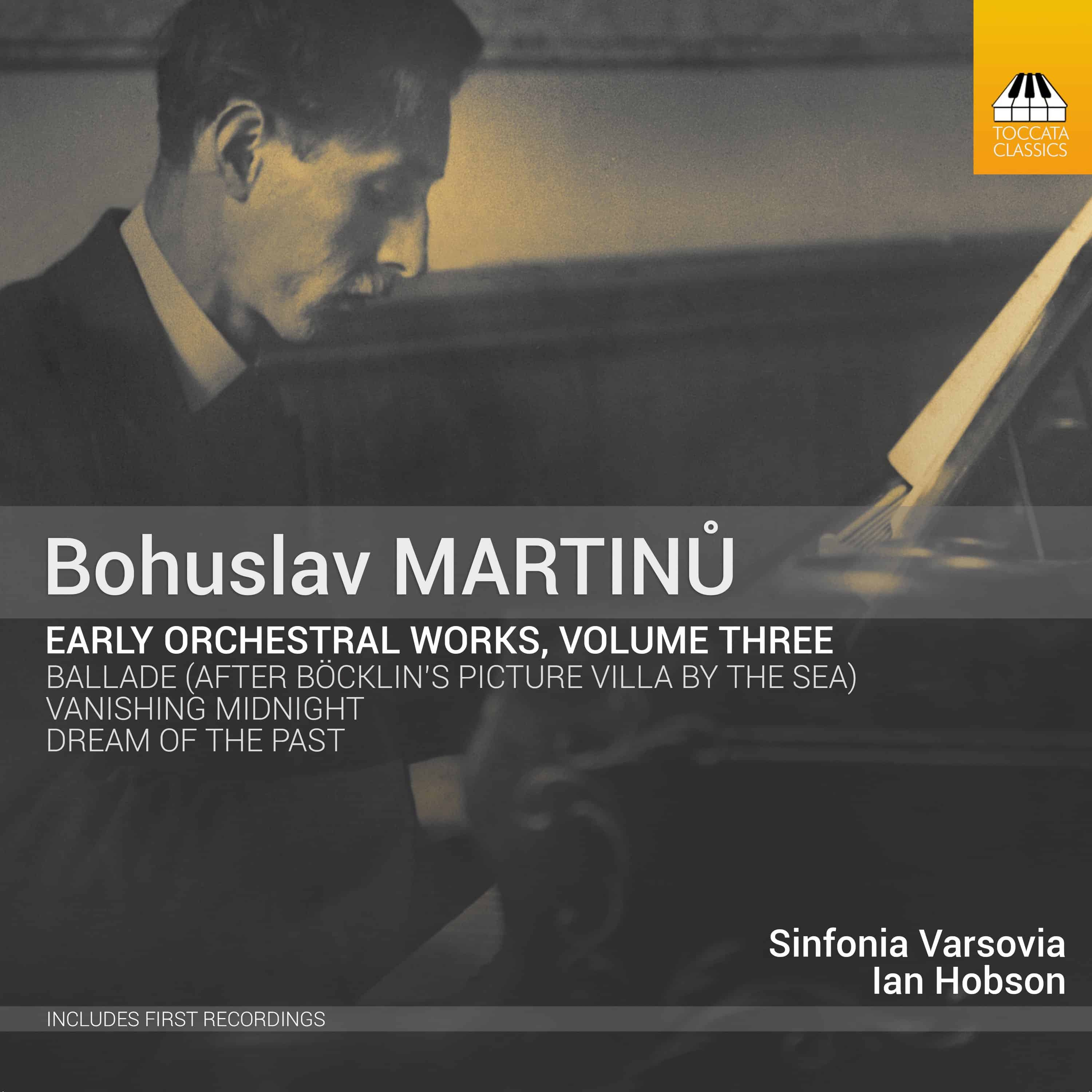 Bohuslav Martinů: Early Orchestral Works